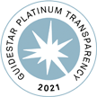 Seal of Transparency Guidestar logo
