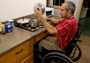 Assistive technology in the kitchen