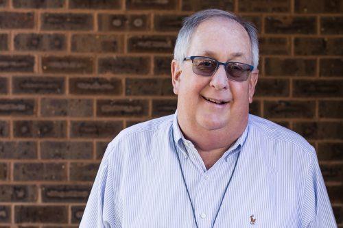 Kevin Kelly portrait
