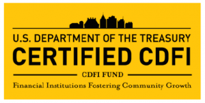 US Department of the Treasury: Certified CDFI