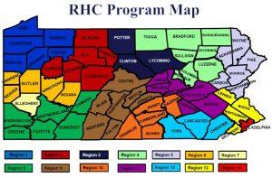 RHC Map