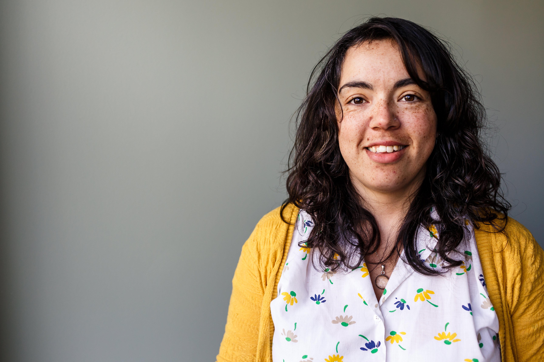 Portrait of Bonaia Rosado