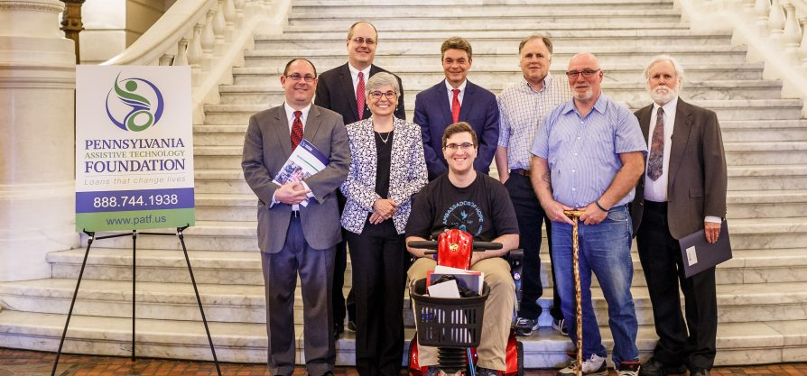 Featured image forOver 14,000 Pennsylvanians with Disabilities Helped Through Loans Valued More Than $36 Million Since 1998