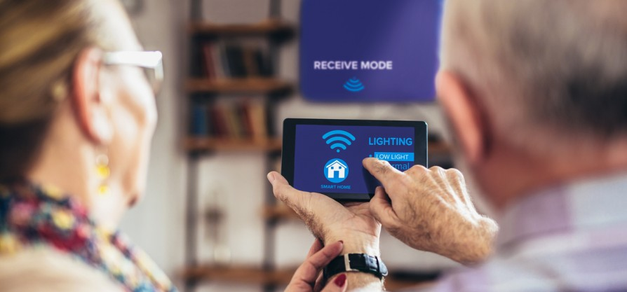 Featured image forHow Smart Home Technology Fits in with Aging in Place