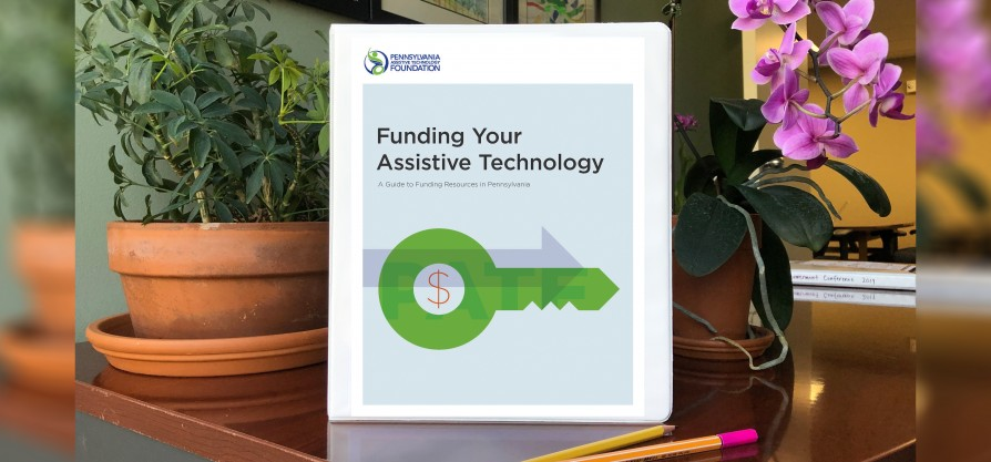 Featured image forJust published! Funding Your Assistive Technology