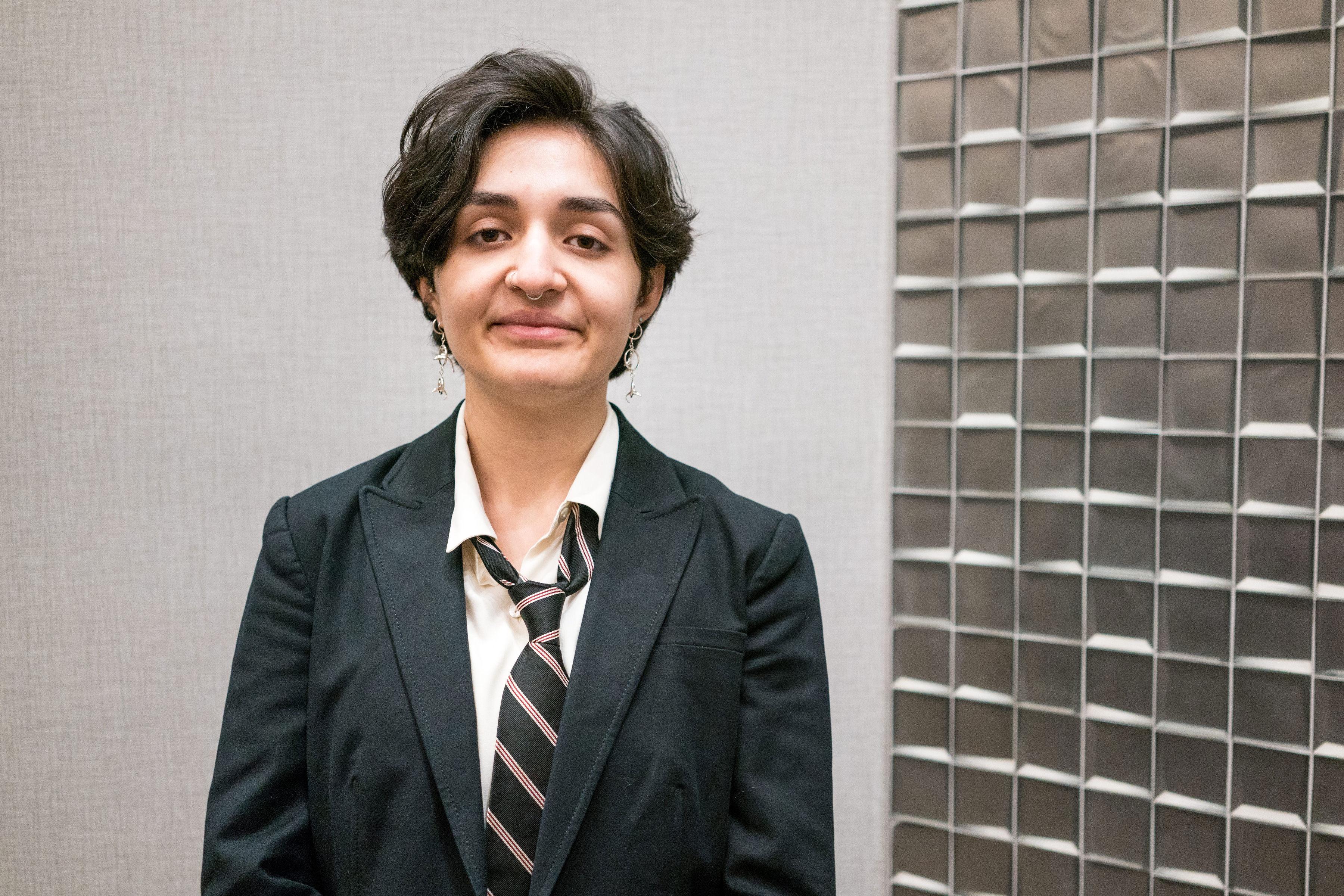 Portrait of Katherine Singh