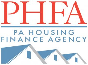 PHFA: PA Housing Finance Agency logo
