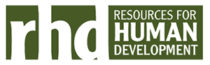 Resources for Human Development (RHD) logo