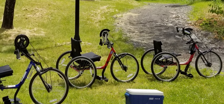 Featured image forAdaptive Cycles Available Through Free BikeShare Program, Lackawanna Heritage Valley