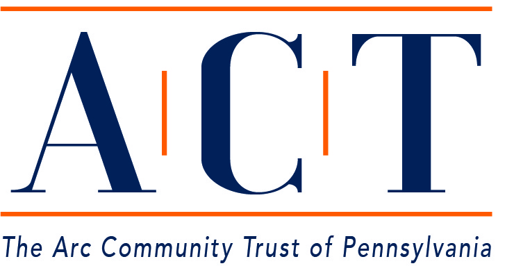ACT, The Arc Community Trust of Pennsylvania logo