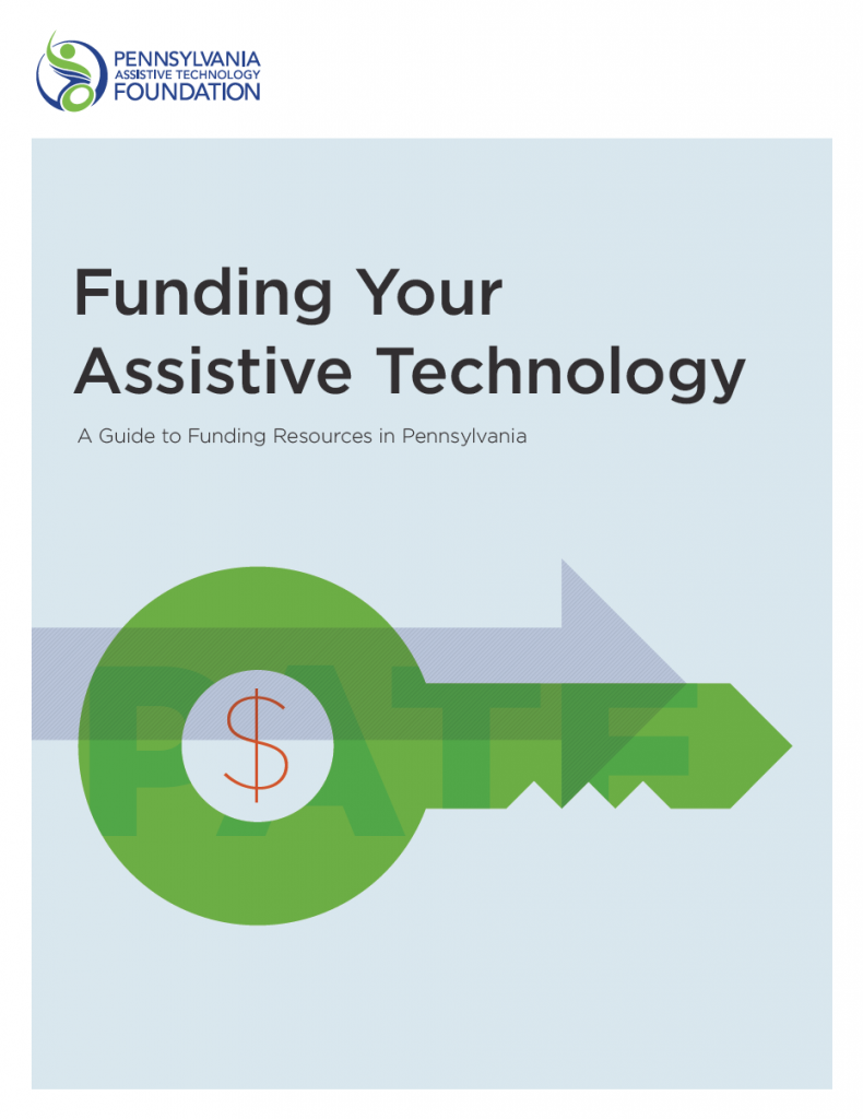 Funding Your Assistive Technology