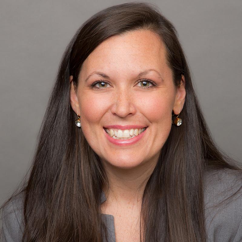 Portrait of Theresa Jenkinson