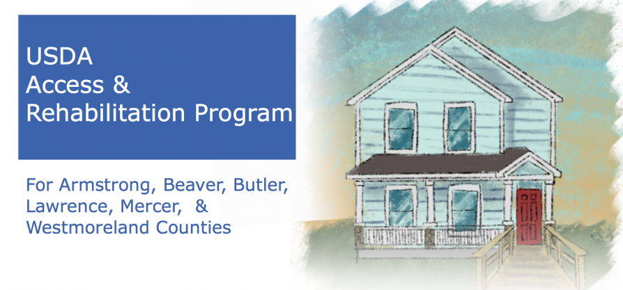 Featured image for Grants Available for Eligible Homeowners with Disabilities in Rural Western PA
