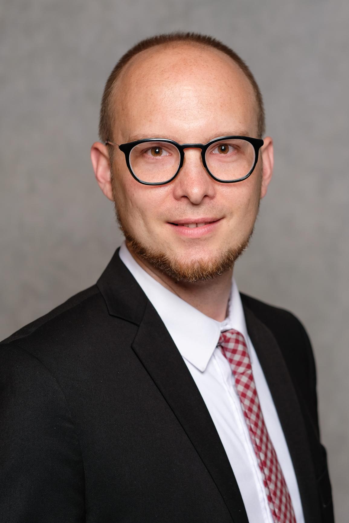 Peder Wiegner headshot.
